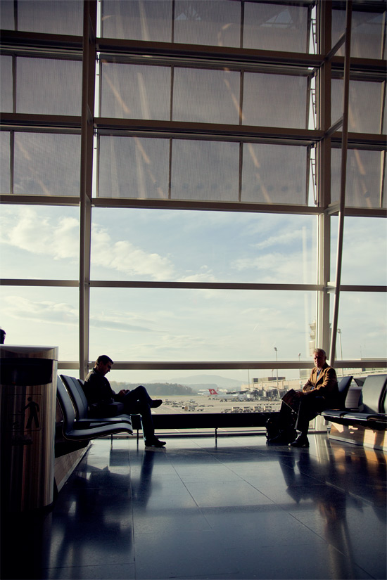 Photographie Zurich airport - Romain Cousin